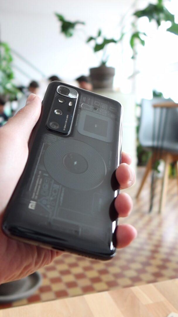 Obudowa Xiaomi Mi 10 Ultra