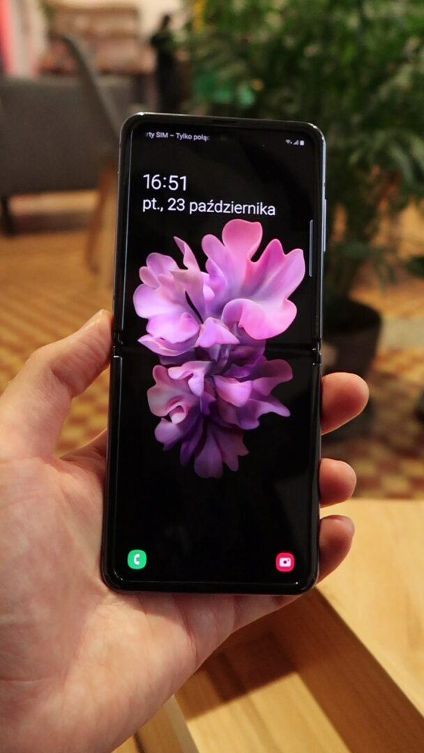 Ekran Samsung Galaxy Z Flip
