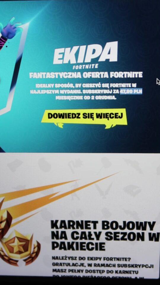 Ekipa Fortnite