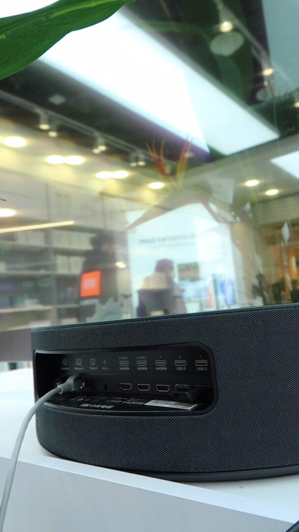 Xiaomi Mi TV LUX OLED Transparent grubość