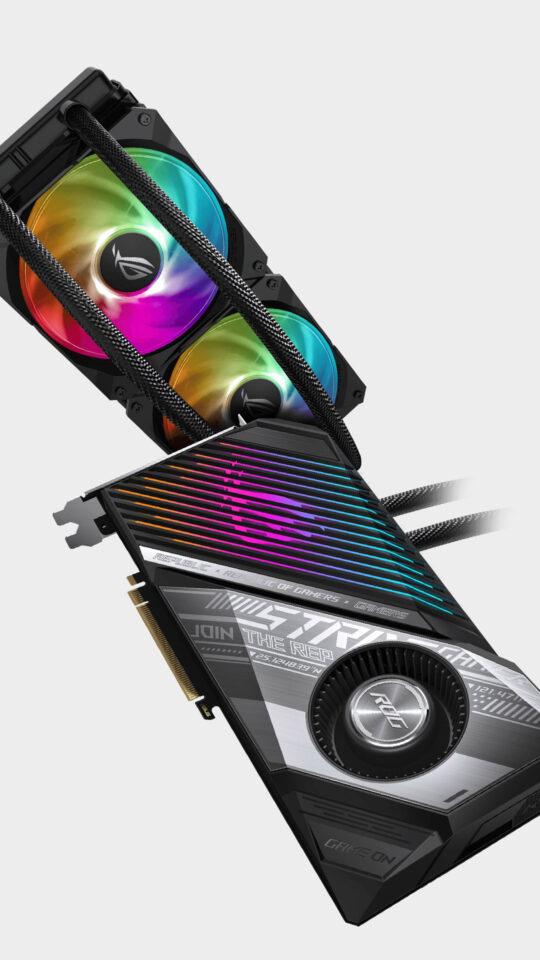 Asus Radeon RX 6800 XT ROG STRIX LC