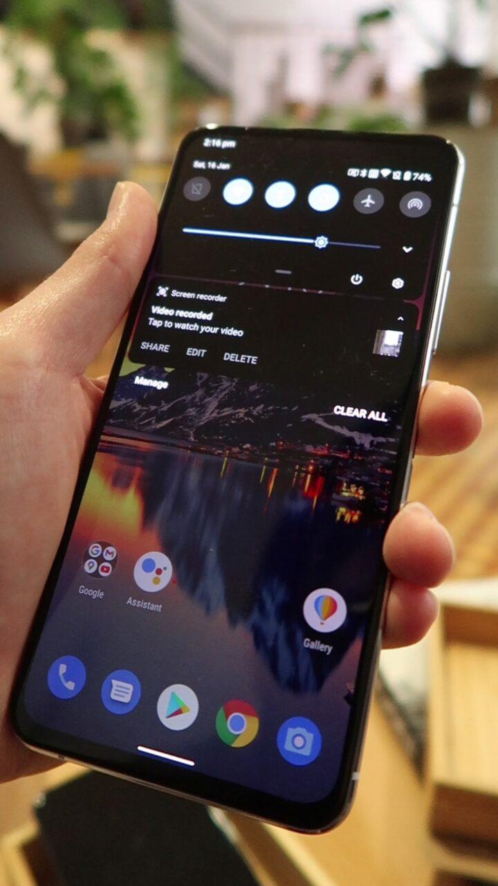 Asus Zenfon 7 Pro podsumowanie recenzja