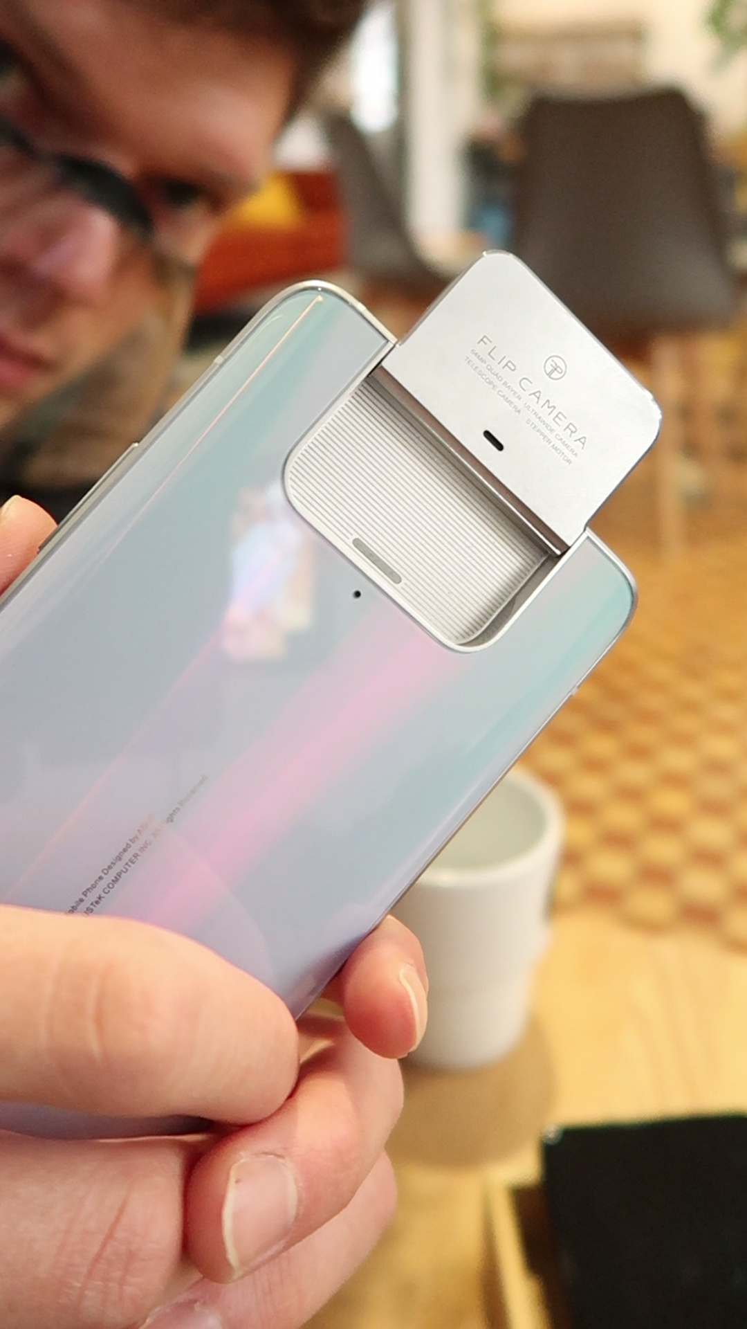 Asus Zenfon 7 Pro