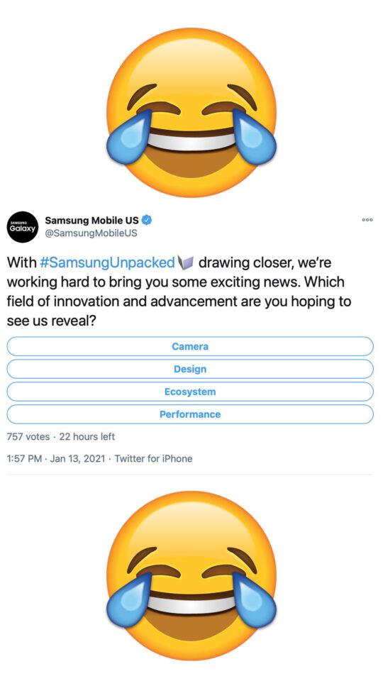 Pracownicy Samsunga używają iPhone