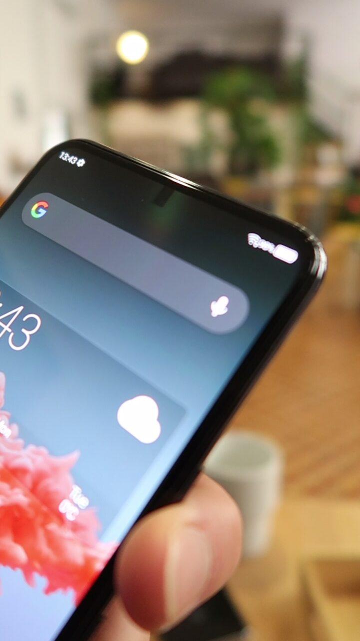 ZTE Axon 20 5G ekran