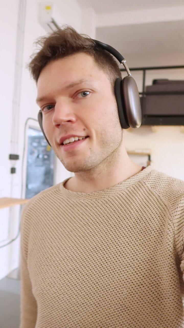 AirPods Max jakość dźwięku
