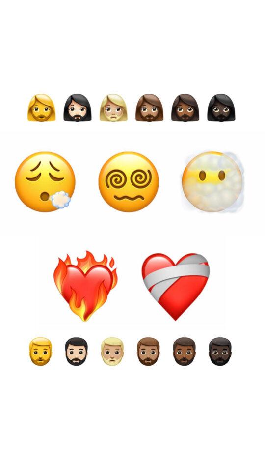 Nowe emoji 2021