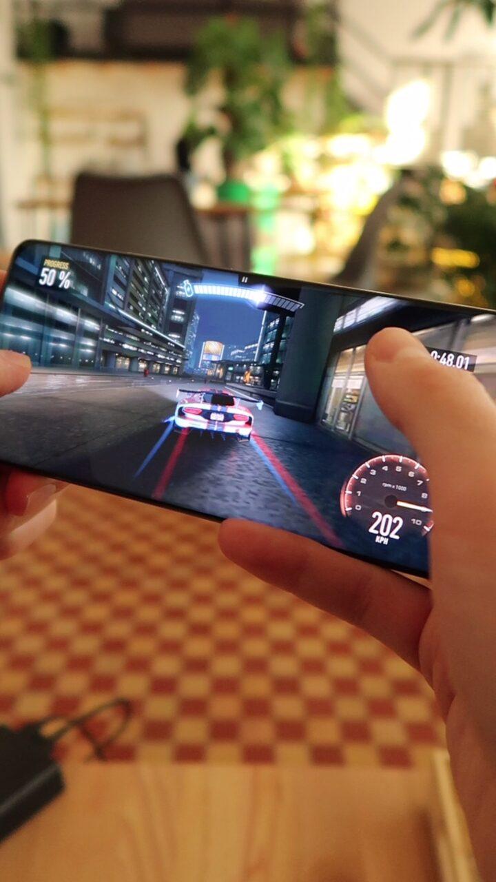 Xiaomi Mi 11 szybkość działania