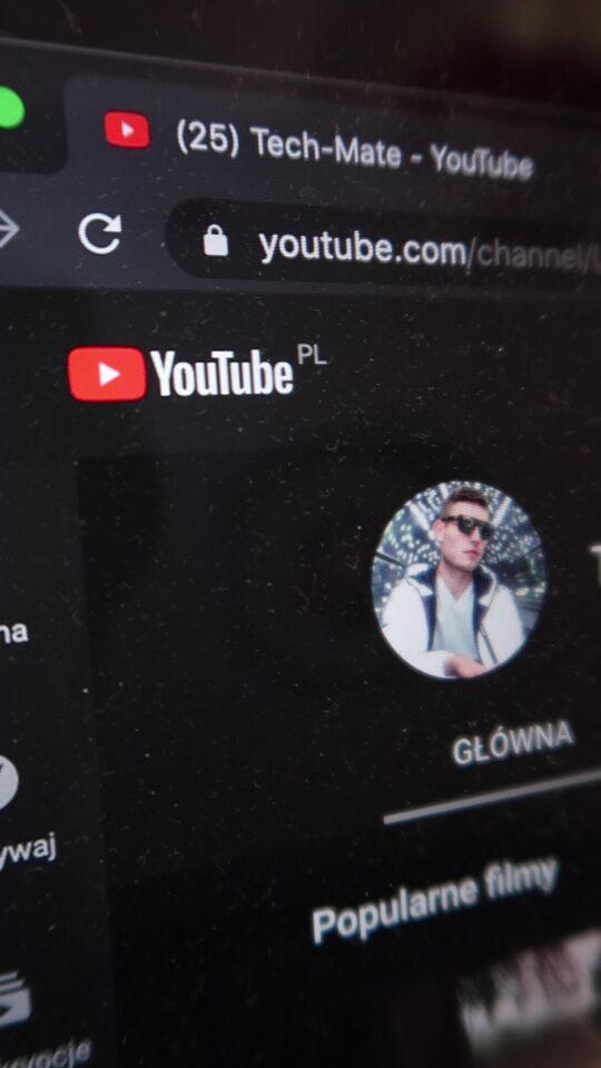 skróty klawiszowe youtube