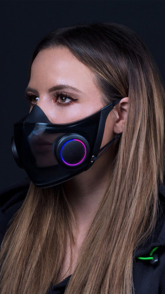 Maska gamingowa Razer
