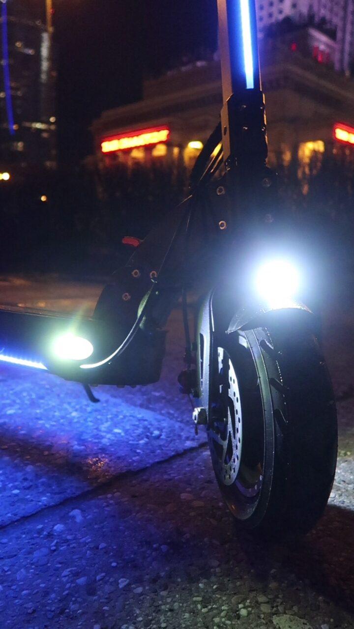 Motus Pro 10 neon