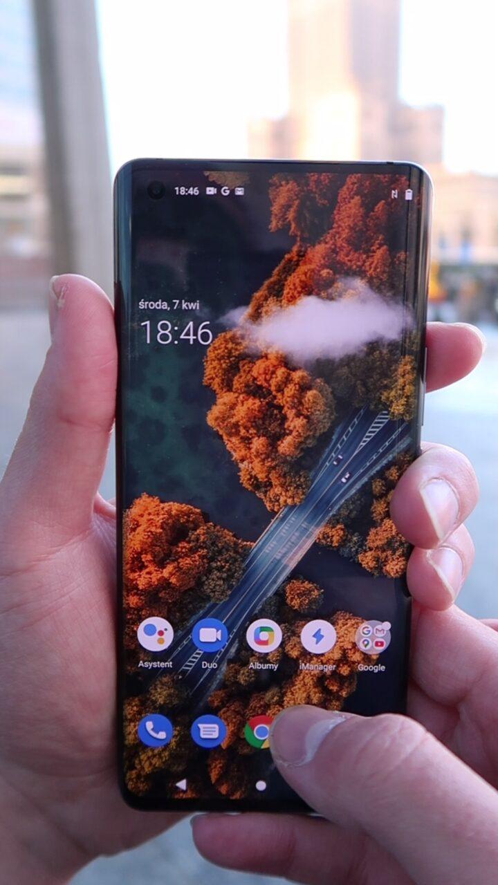 Ekran Vivo X51 5G