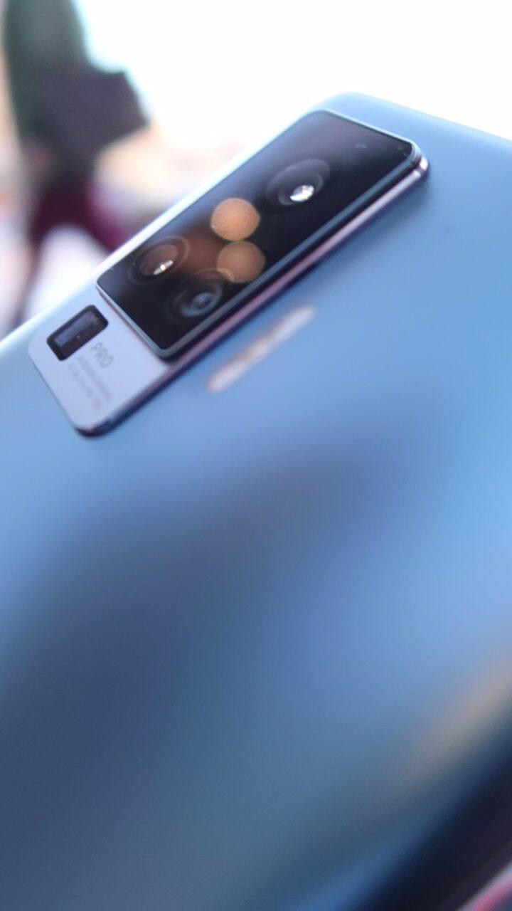Vivo X51 5g aparat