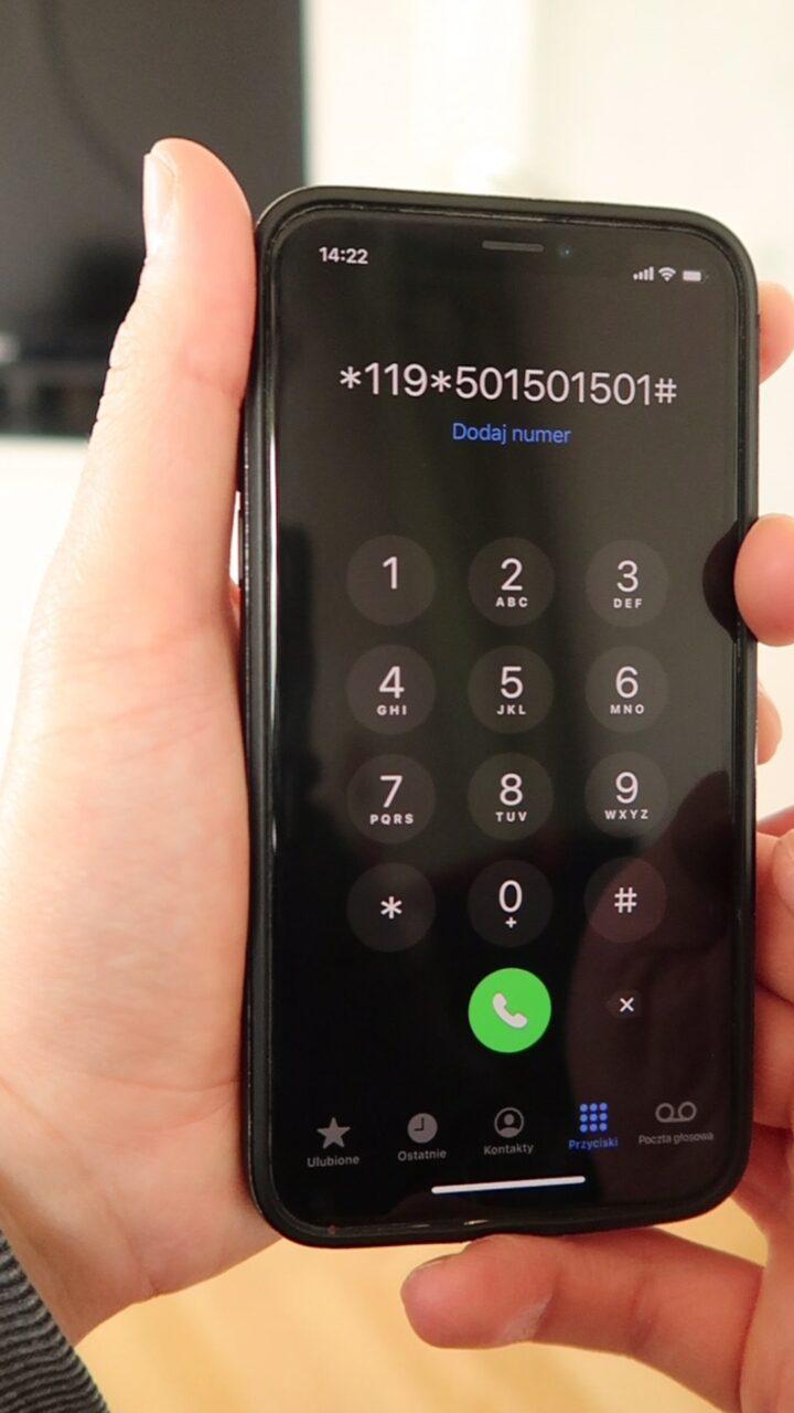 Rozmowa na koszt adresata T-Mobile