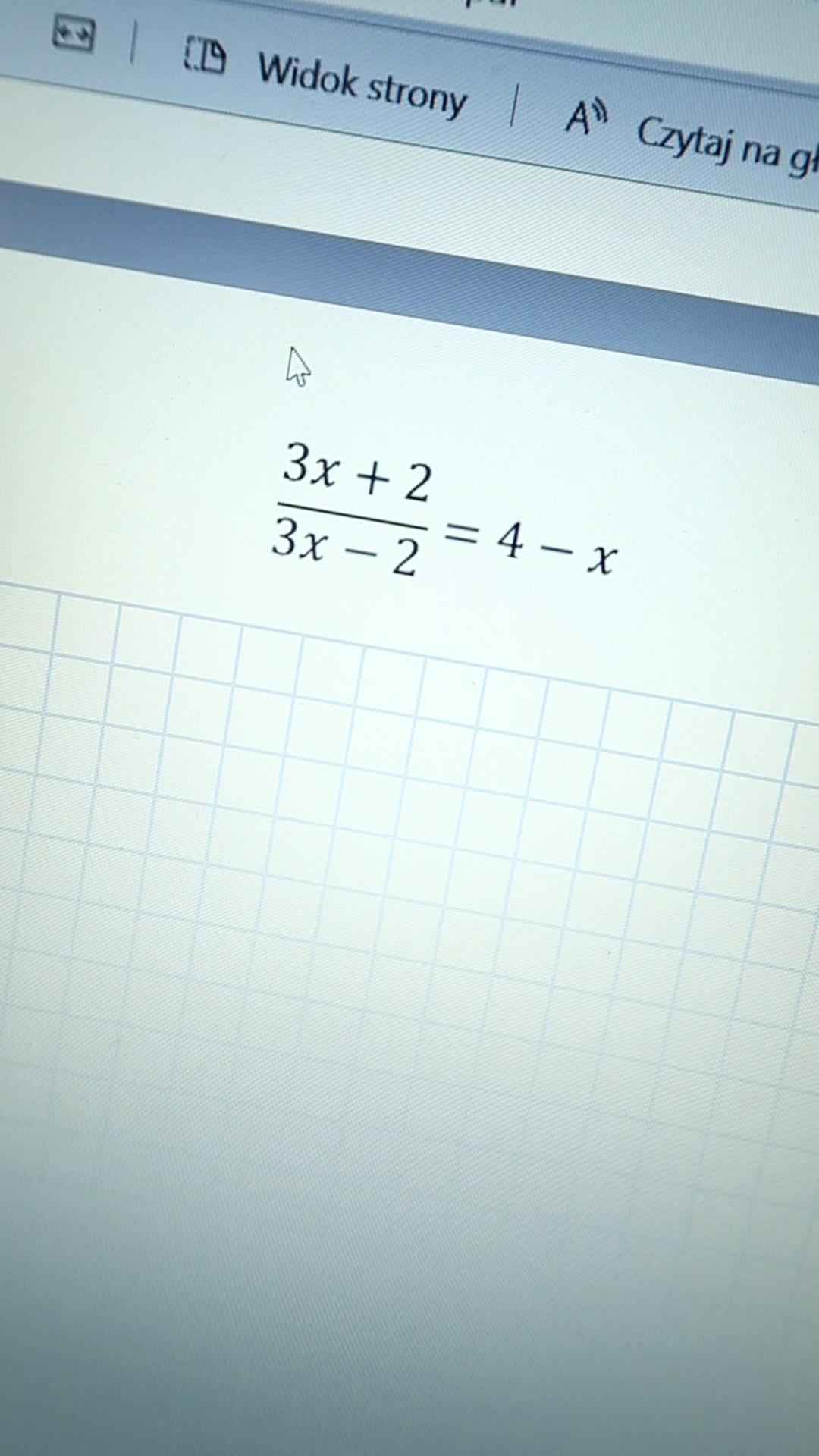 matematyka rozwiązywanie zadań krok po kroku