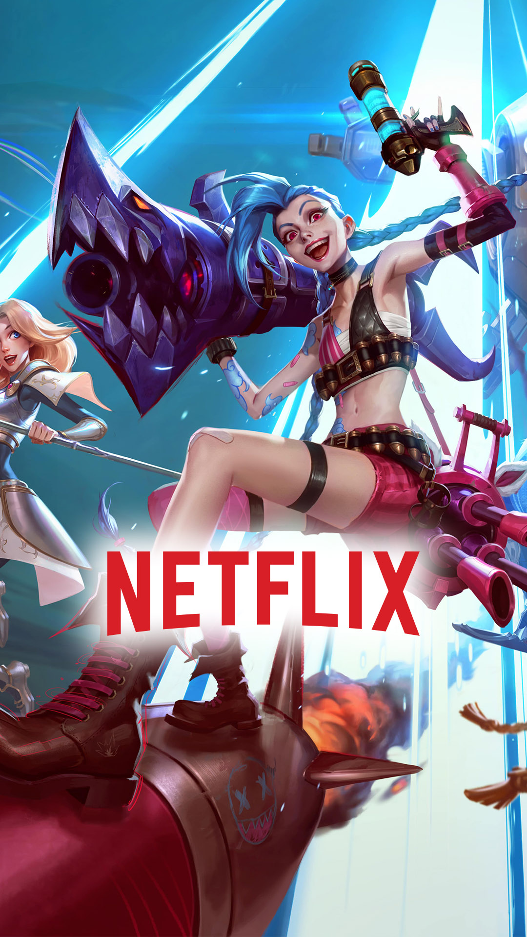 League of Legends Netflix