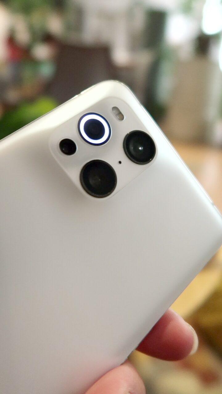 Oppo Find X3 Pro aparat