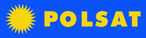 Polsat oryginalne logo