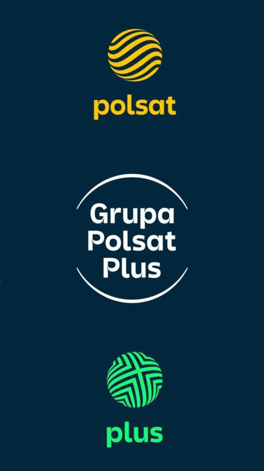 polsat plus nowe logo