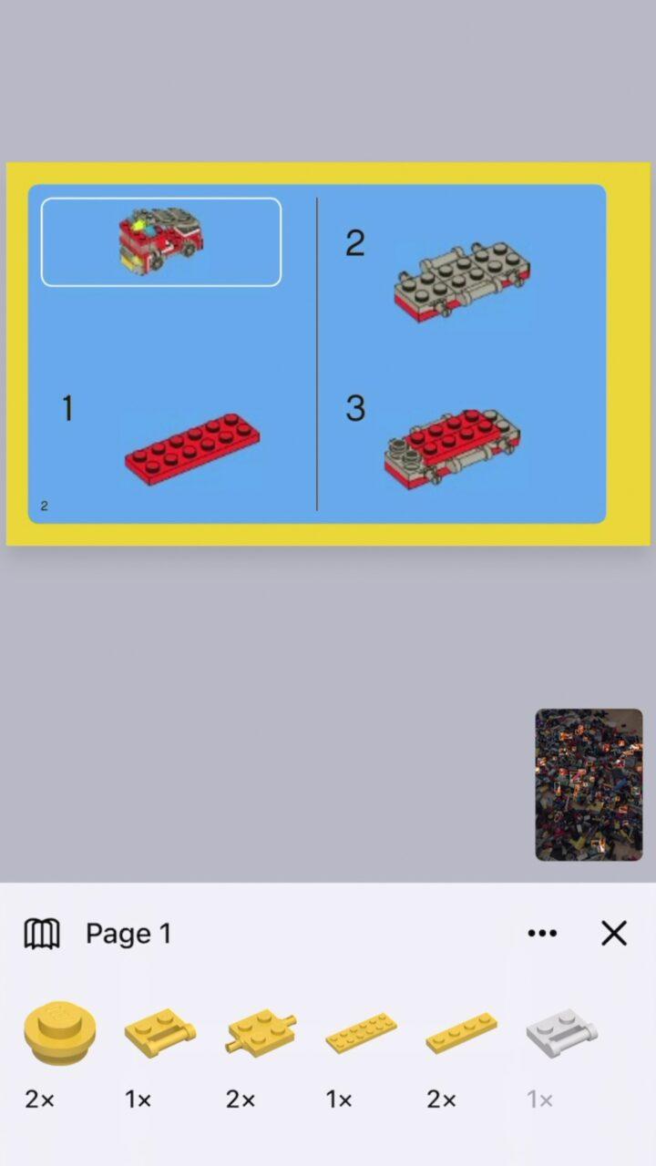 rozpoznawanie klocków lego