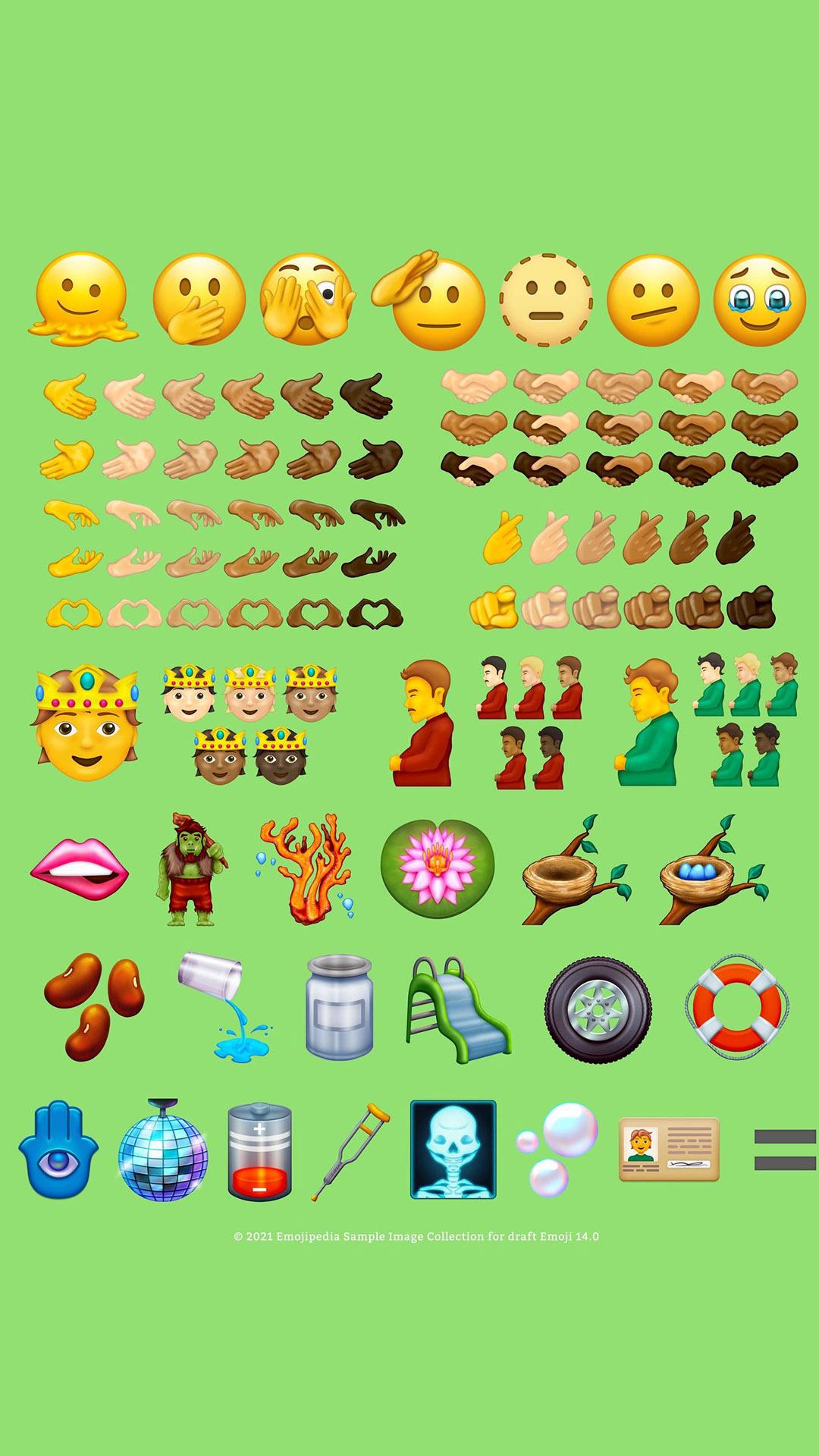 emoji 2022