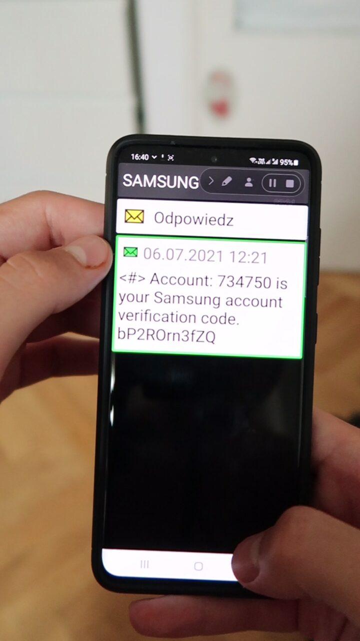 telefon dla seniora sms