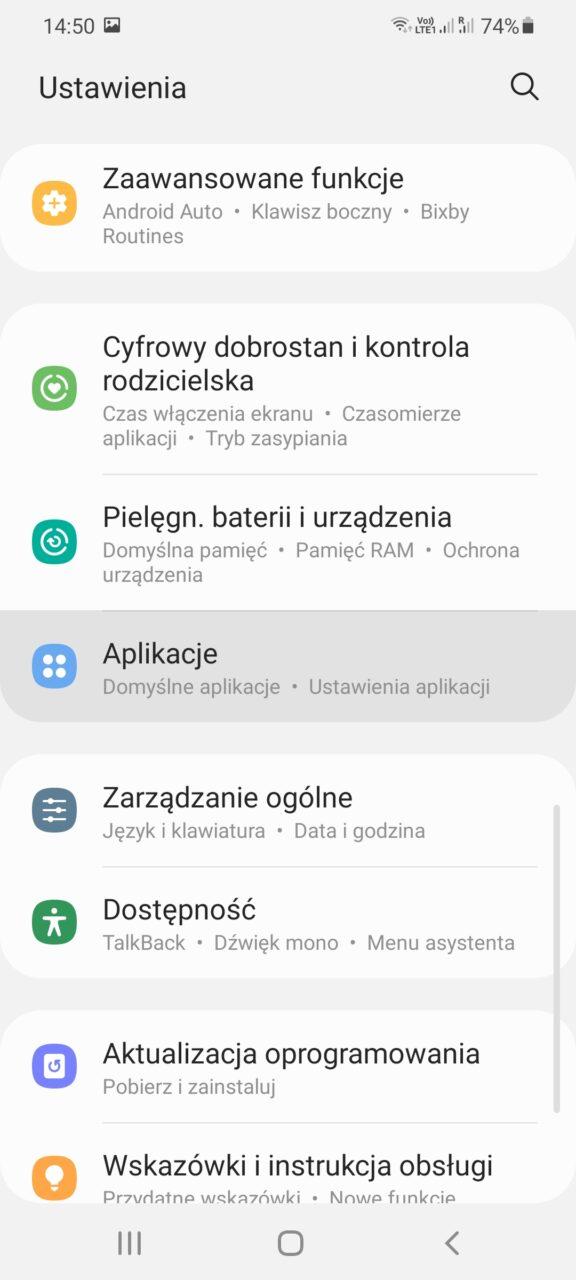 telefon dla dziadka aplikacja