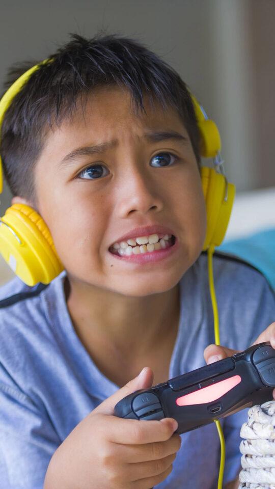 Chiny gry dzieci 3 godziny w tygodniu