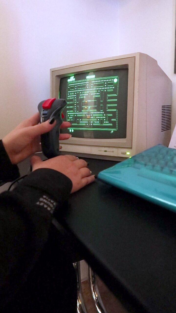 muzeum gier komputerowych
