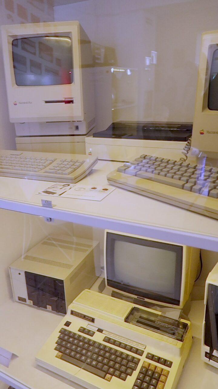 Stare komputery Apple