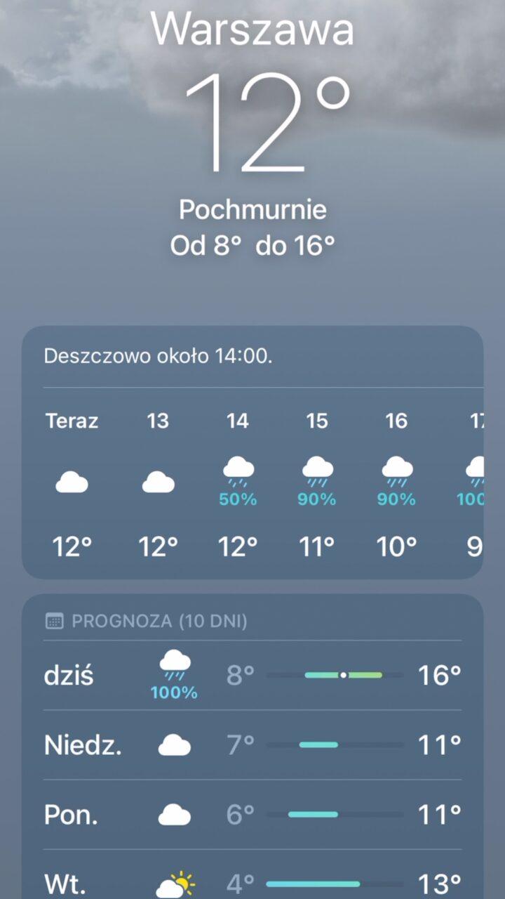pogoda ios 15