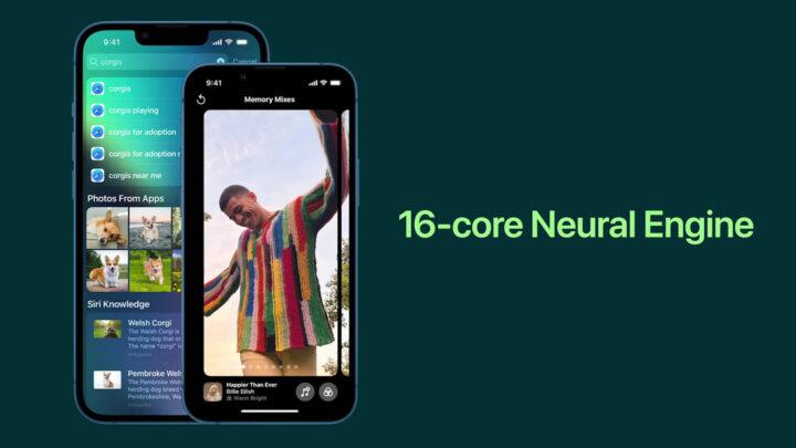 iPhone 13 wydajność
