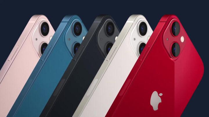 iPhone 13 tył