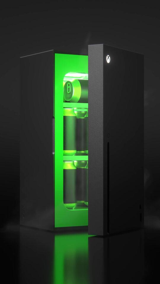 lodówka Xbox