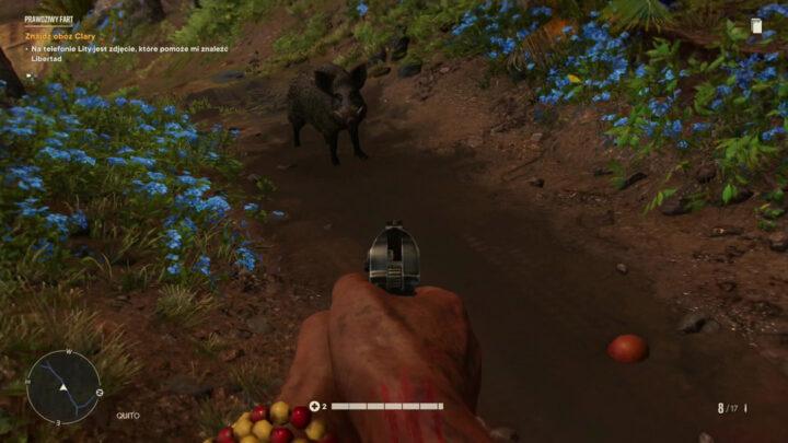 Far Cry 6 początek gry