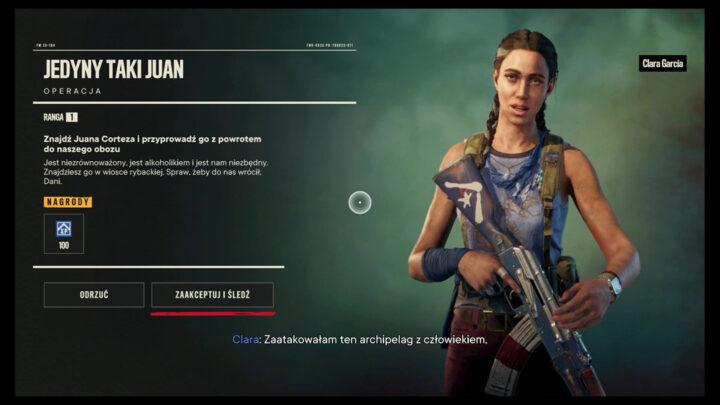 Far Cry 6 misje