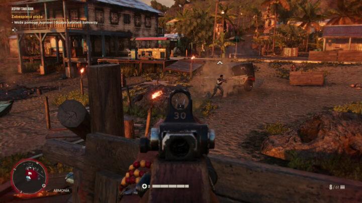 Far Cry 6 walka