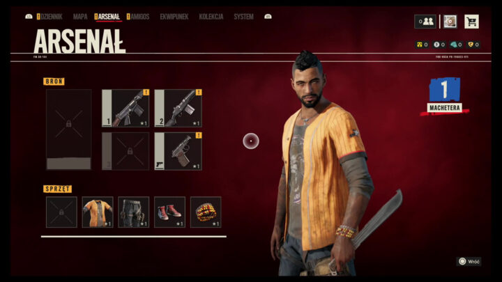 Far Cry 6 postać