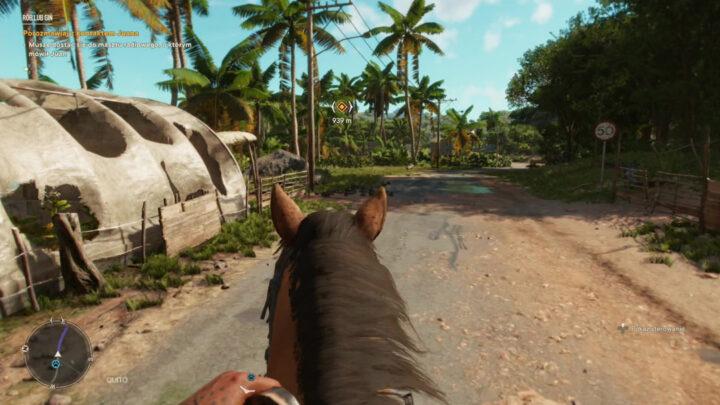 koń Far Cry 6