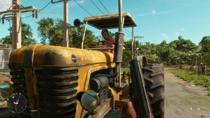 traktor far cry 6