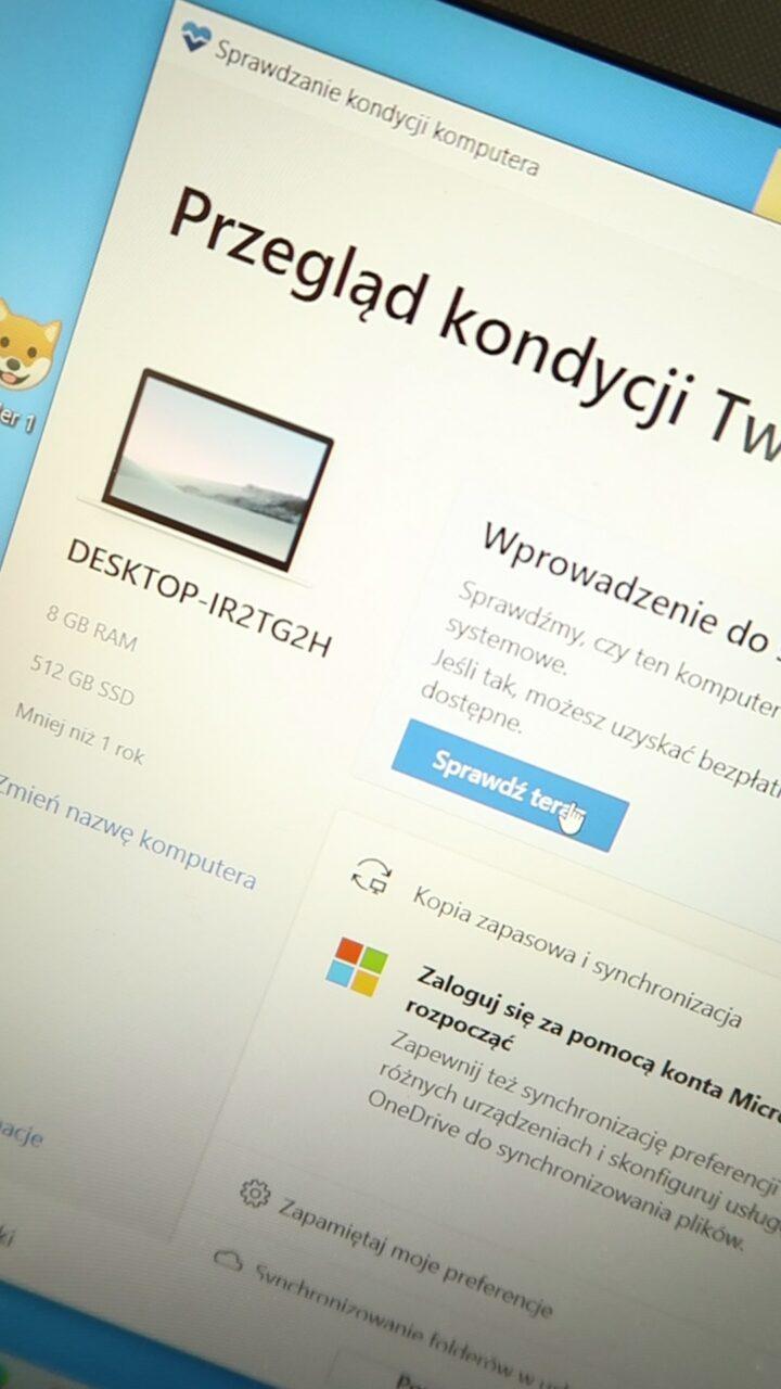 aktualizacja windows 10 do windows 11