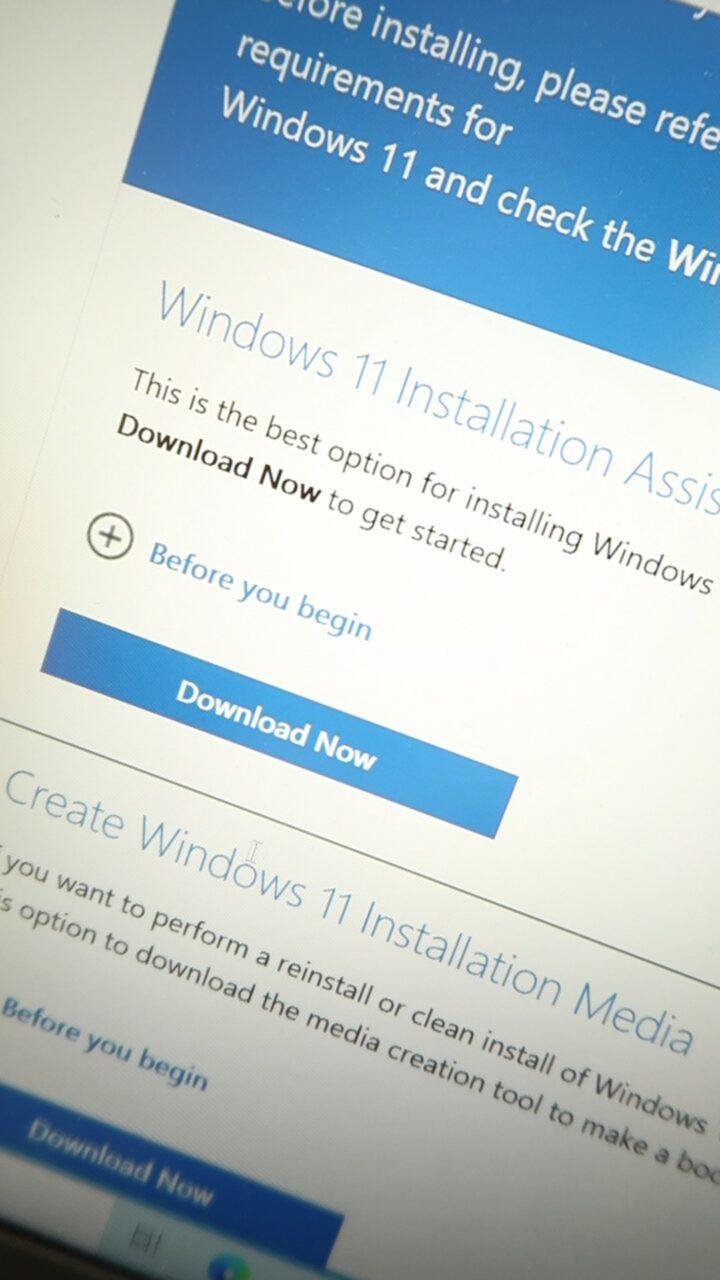 aktualizacja do windows 11
